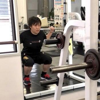 32歳男性体重-2.7㎏!