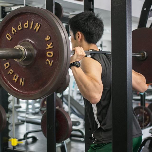 筋トレマンツーマントレーニング<br /> (1回30分)