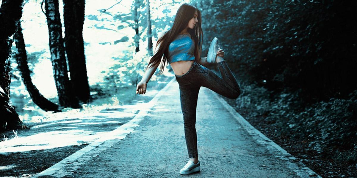 美脚トレーニングコース