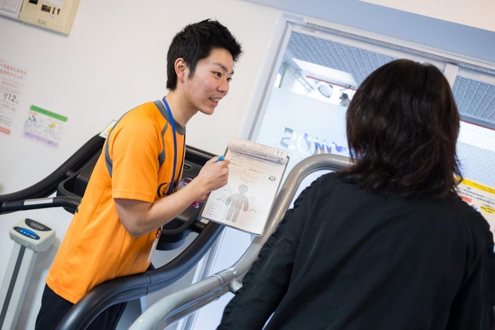 週1回30分のマンツーマンによる加圧トレーニングで目標の身体が手に入れる