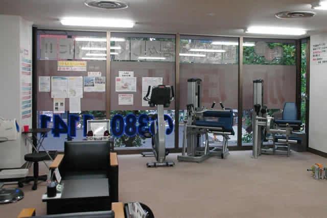 スポーツジムコスモス 四谷店の画像