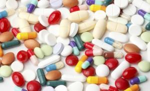 variety of pills